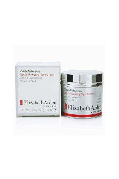 Elizabeth Arden Visible Difference Gentle Hydrating Night Cream Nemlendirici