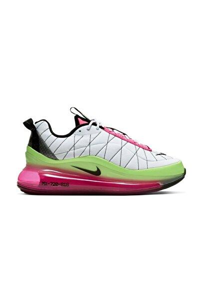 Nike Air Max-720-818 Pembe-yeşil Kadın Spor Ayakkabı Ck2607-100-100