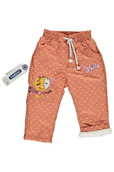 Overdo Kız Çocuk Turuncu Pantolon