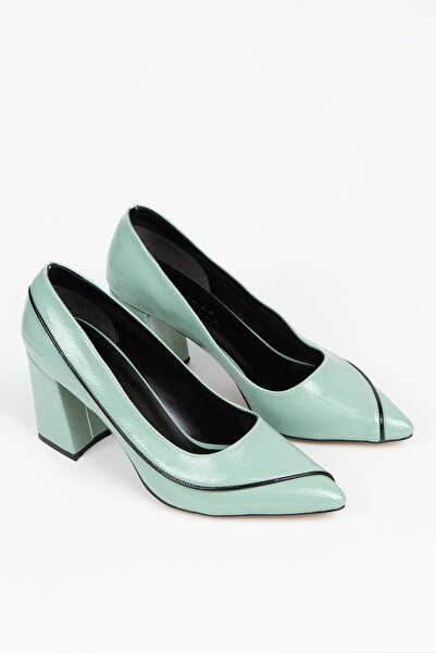 Alessia Shoes Özel Üretim Detaylı Kadın Stiletto