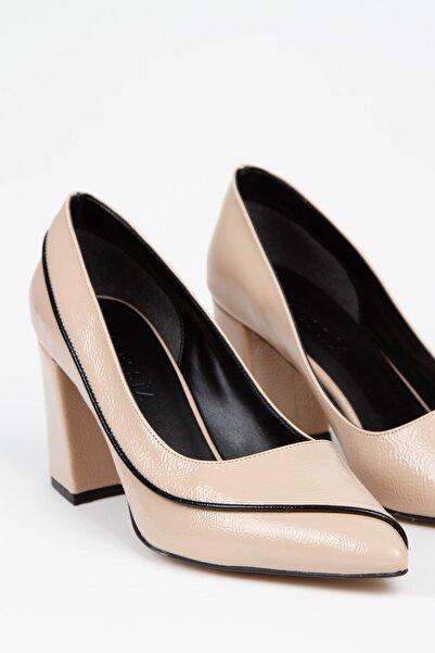 Alessia Shoes Detaylı Kadın Stiletto