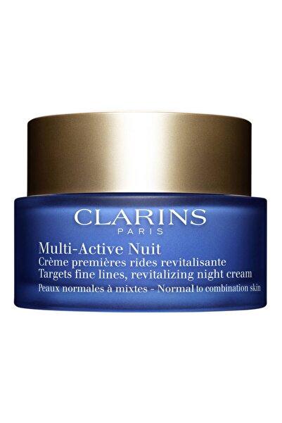 Clarins Clr Multi Active Night Cream Normal To Combination Skin
