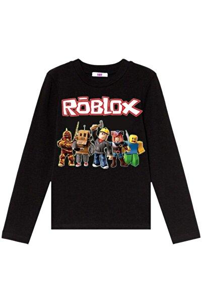 TakeTshirt Roblox Uzun Kollu Çocuk Tişört