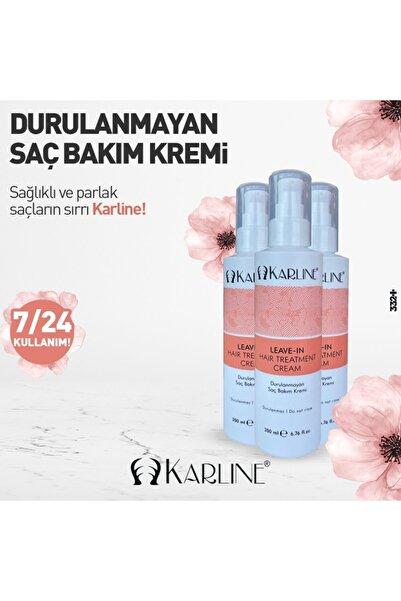 Karline Durulanmayan Saç Bakım Kremi 200 ml 7/24 Kullanılabilir