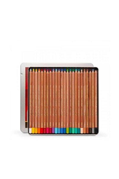 Koh-i Noor Gioconda Soft Pastel Kalem 24 Renk Metal Kutu