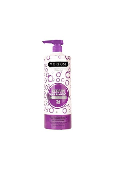 Morfose Keratin Şampuan (MOR) 1000 ml