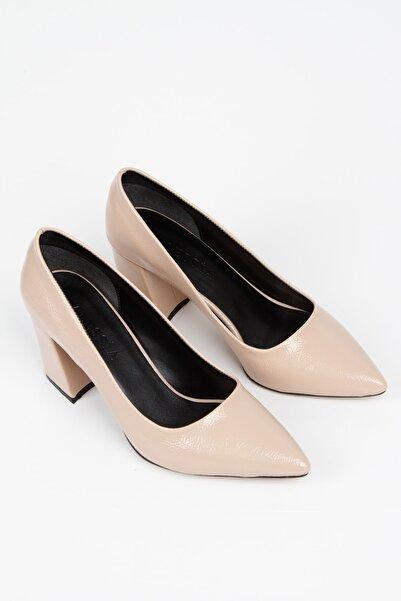 Alessia Shoes Özel Üretim Dekolte Stiletto