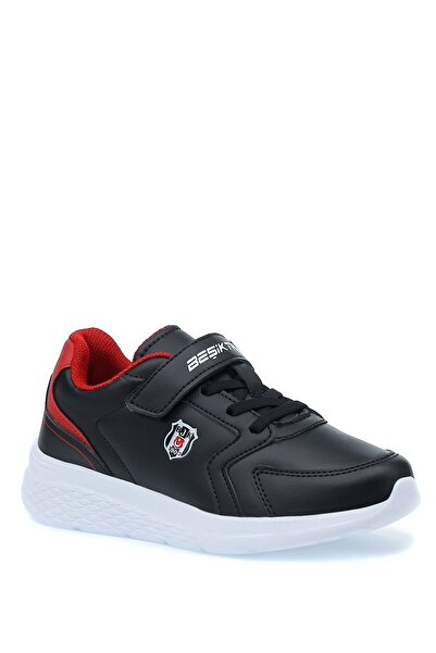 Bjk Marned Pu 1pr Siyah Erkek Çocuk Yürüyüş Ayakkabısı