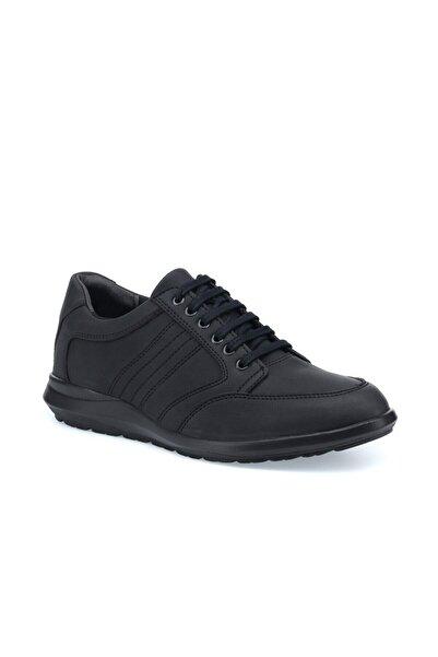 OXIDE Vals 1pr Siyah Erkek Günlük Ayakkabı