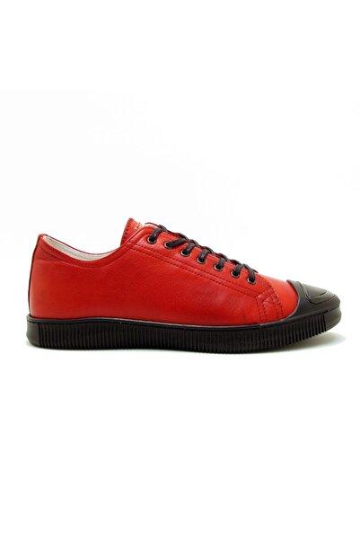 Uğur Mrcm10347 Kırmızı Erkek Style Mıx Casual Ayakkabı