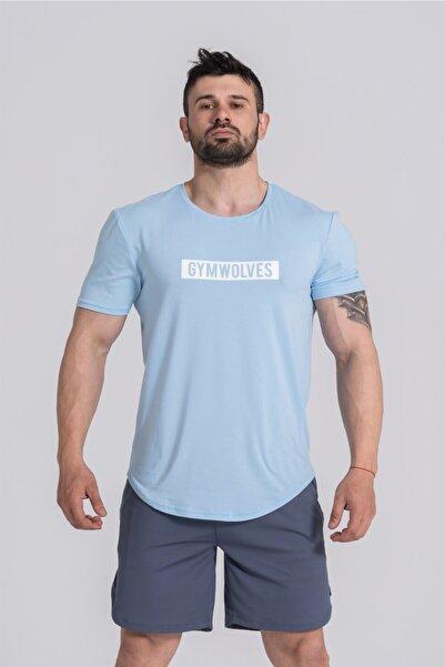 Gymwolves Erkek Spor T-shirt | Workout T-shirt |