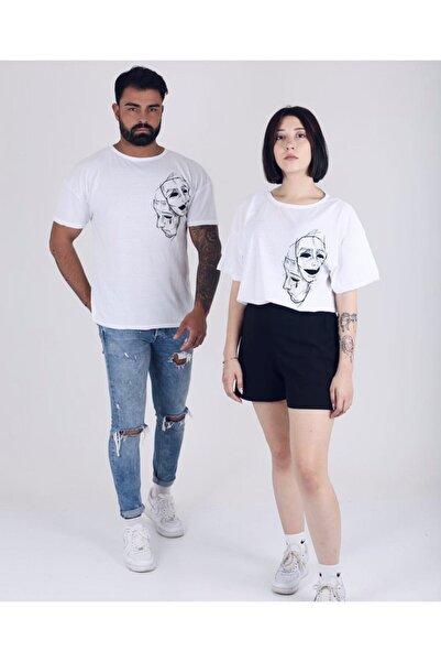 ASL Baskılı T-shirt Unisex
