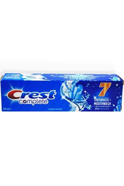 CREST Complete 7 Extra Fresh Diş Macunu 100ml