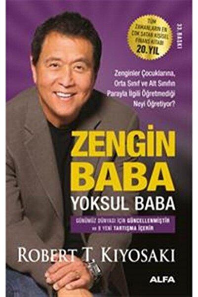 Alfa Yayıncılık Zengin Baba Yoksul Baba - Robert T. Kiyosaki
