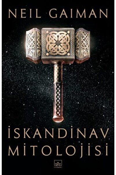 İthaki Yayınları İskandinav Mitolojisi- Neil Gaiman