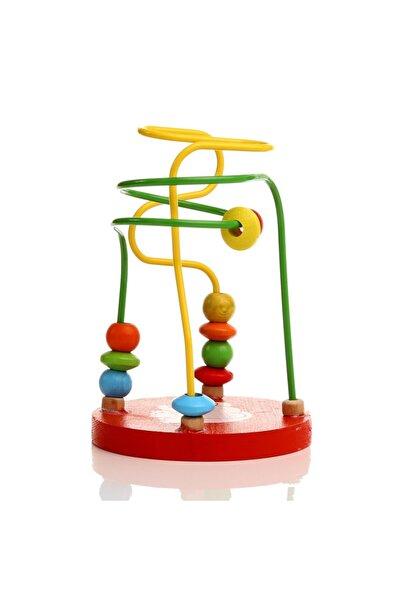 Baby&Toys Baby Toys Ahşap Bebek Mini Koordinasyon Oyunu