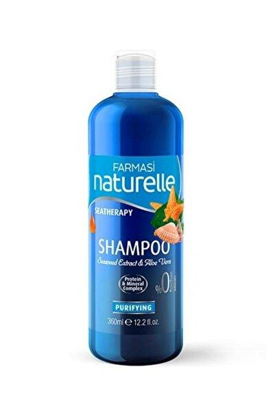 Farmasi Naturelle Sea Therapy Yosun&aloe Vera Arındırıcı Şampuan 360 ml