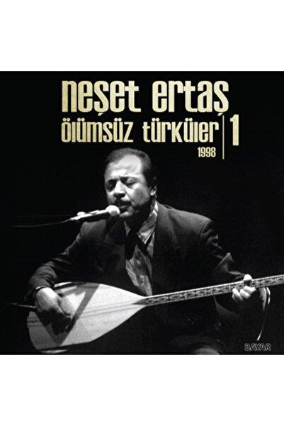 Plak Yayınları Plak - Neşet Ertaş - Ölümsüz Türküler 1998