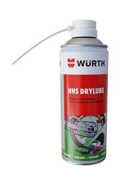 Würth Hhs Drylube Kuru Zincir Yağlayıcı 400 ml