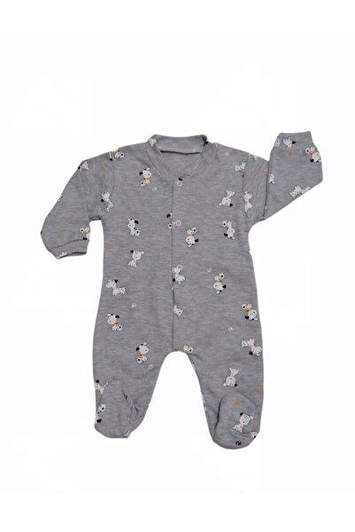 Nayinom Erkek Bebek Tulum Takım Önden Çıtçıtlı