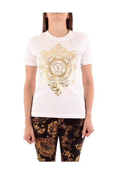 VERSACE JEANS Versace-kadın-t-shirt-71hahf06