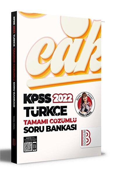 Benim Hocam Yayınları 2022 Kpss Türkçe Tamamı Çözümlü Soru Bankası