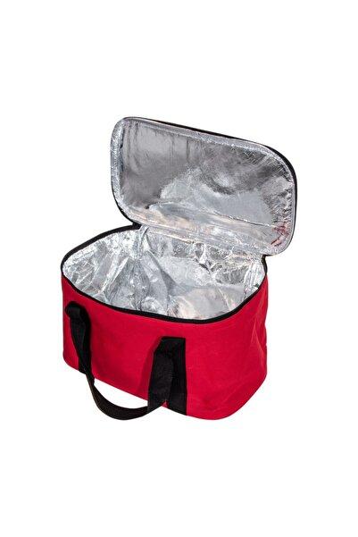 KALE Termos Izolasyonlu Piknik Çantası 20 Litre- Kırmızı