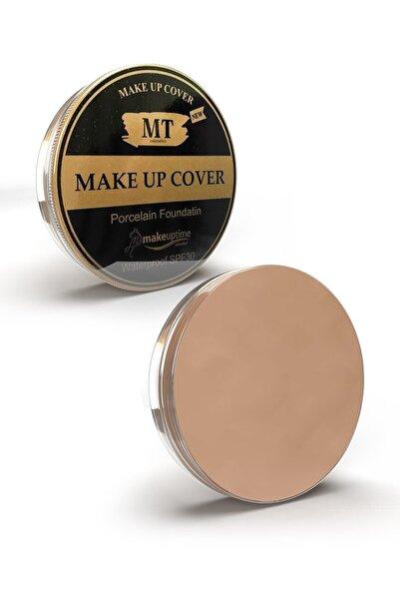 Makeuptime Mt Make Up Cover Porselen Fondöten Kapatıcı 90ml No:210
