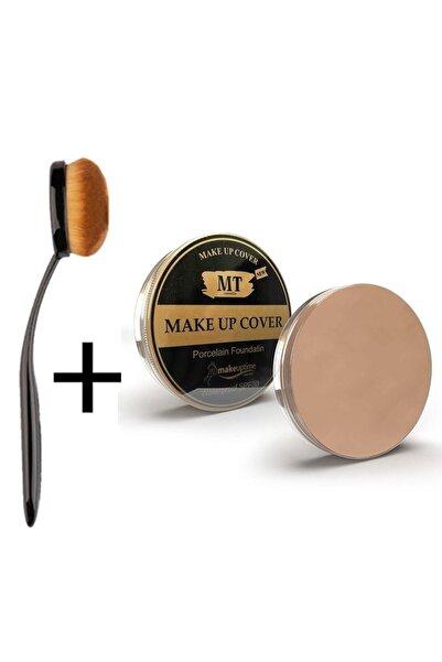 Makeuptime Cover Fondöten Kapatıcı Pata Krem 212-bronz Ton