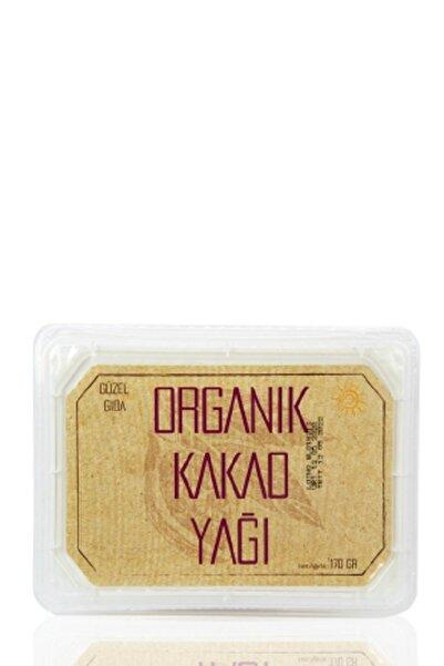 Güzel Gıda Organik Kakao Yağı 170 gr