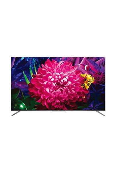 """TCL 55C715 55"""" 139 Ekran Uydu Alıcılı 4K Ultra HD Smart QLED TV"""