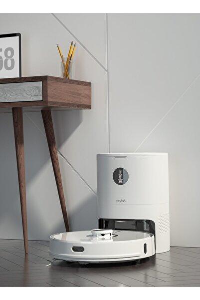 NEABOT Nomo N2 Beyaz Çöp Kovalı Akıllı Robot Süpürge ( Türkiye Garantili )