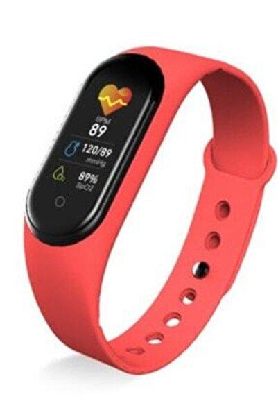 ALISVERİŞ ZAMANI Smart Bracelet M5 Akıllı Bileklik Saat Universal