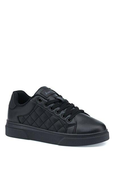 Kinetix Phong 1pr Siyah Kadın Havuz Taban Sneaker