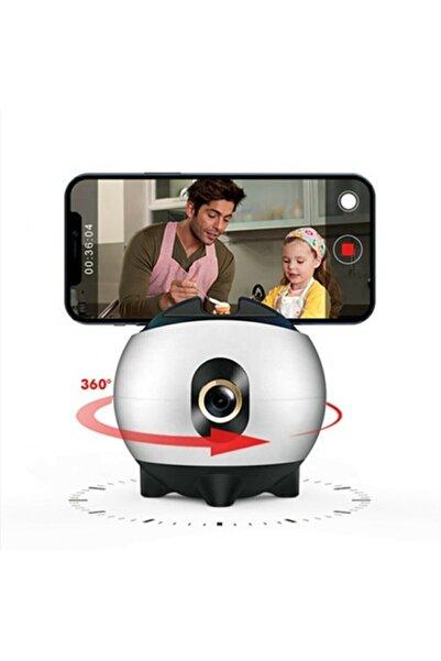 XTRIKE ME Xtrıke 360° Akıllı Selfie & Video Takip Gimbal Otomatik Yüz Ve Nesne Izleme / Vlog Çekimi 360 Gimbal