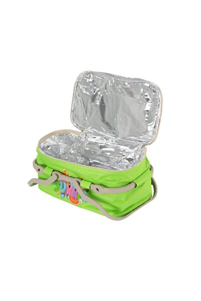 KALE Katlanabilir Termoslu Piknik Sepeti Thermo Bag