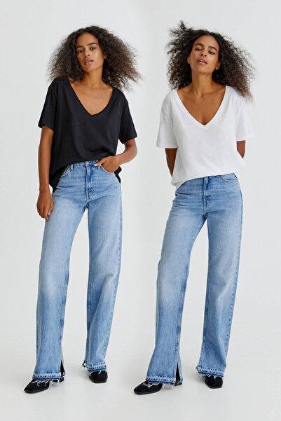 Pull & Bear Basic T-Shirt Seti
