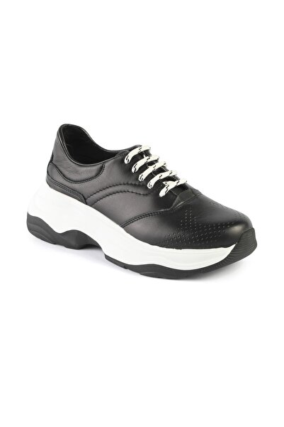 Libero Kadın Siyah Spor Ayakkabı Ah019