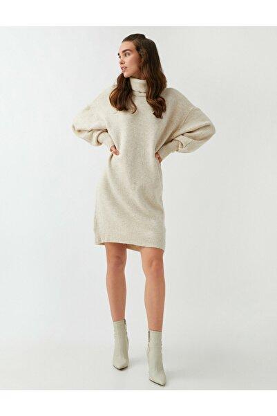 Koton Balikçi Yaka Elbise