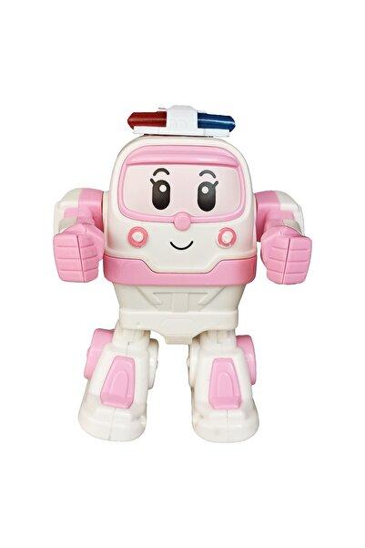PopŞeker Robot Trenler Dans Eden Selly Müzikli Işıklı Robot Trenler Dansçı Selly