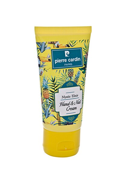 Pierre Cardin Mystic Elixir Çiçek Ve Meyve Aromalı Keratin Içeren E Vitaminli 50 Ml Nemlendirici El