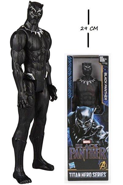 AVENGERS Black Panter 29cm Kutu Oyuncak Figür Kara Panther