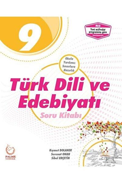 Palme Yayınevi 9.Sınıf Türk Dili Ve Edebiyatı Soru Kitabı