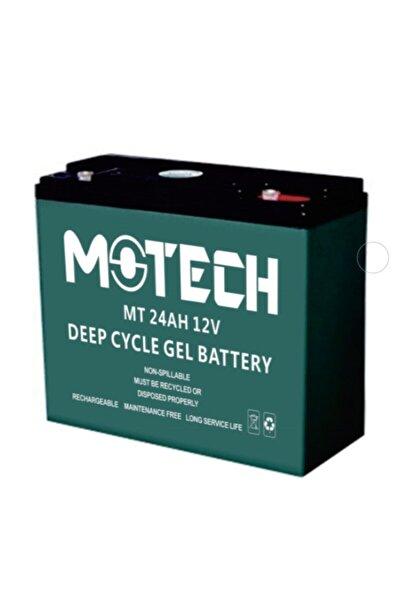 Motech 12v 24ah Elektrikli Bisiklet Aküsü