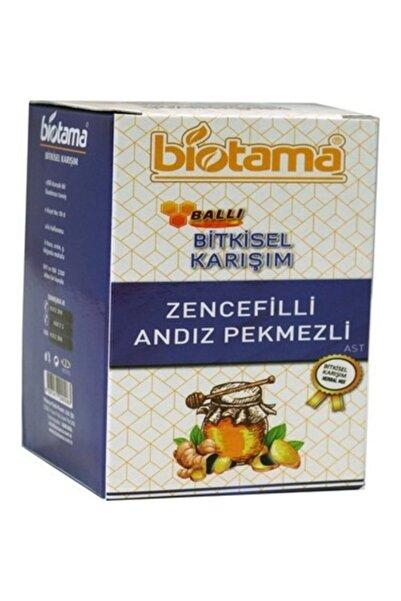 Biotama Ballı Zencefilli Andız Pekmezi 430gr