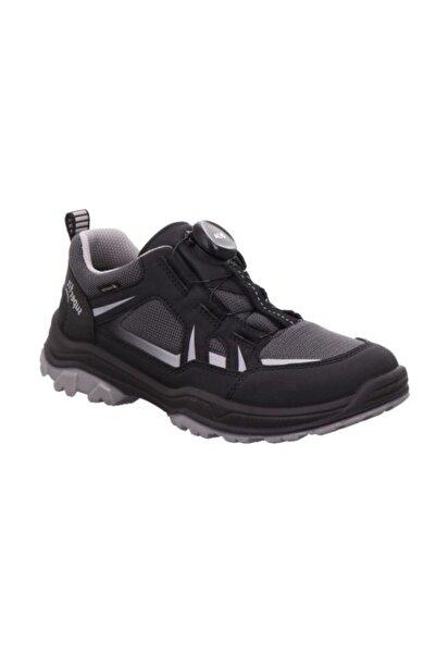 Superfit Hafif, Gore-tex Spor Ayakkabı, Siyah/ Gri