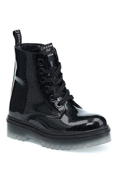 SEVENTEEN Alessıa 1pr Siyah Kız Çocuk Sneaker Bot