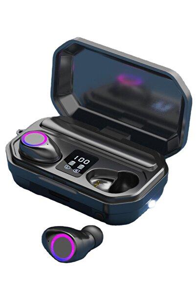 Jiwu 2000 Mah Powerbank Özellikli Suya Dayanıklı Müzik Ve Sporcu Kulaklığı Ios&android Uyumlu