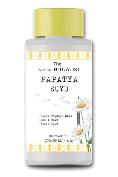 The Natural Ritualist Papatya Suyu 300 Ml