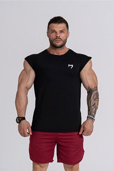 Gymwolves Spor Erkek T-shirt | Tactical Kol Kesim | Workout T-shirt |
